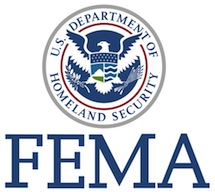 Altered fema logo